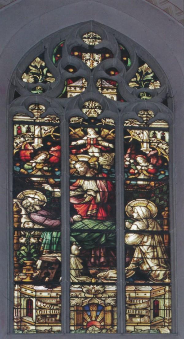 Altarfenster, rechts