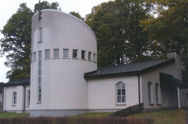 Heilig-Geist-Kapelle im Berkenhofskamp