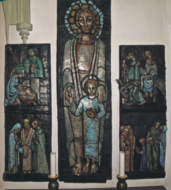 Der Josefsaltar