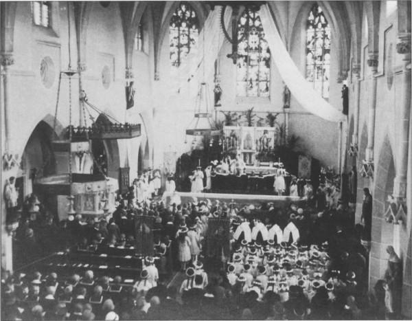 Weißer Sonntag 1932