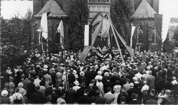 ein-06-1934- Glockenweihe